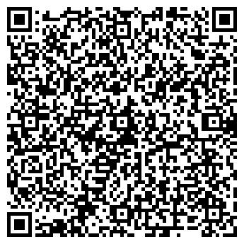 QR-код с контактной информацией организации Бытовые услуги ЕВА