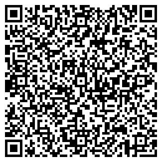 QR-код с контактной информацией организации MS style