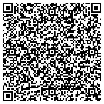 QR-код с контактной информацией организации «Автокожа-Тюнинг», Частное предприятие