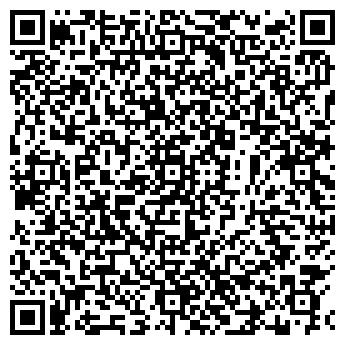 QR-код с контактной информацией организации Ателье «ТРИнити», Частное предприятие