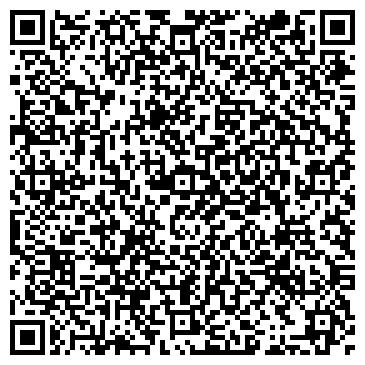 QR-код с контактной информацией организации Субъект предпринимательской деятельности MTEX: универсальная швейная мастерская