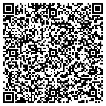 QR-код с контактной информацией организации студия штор