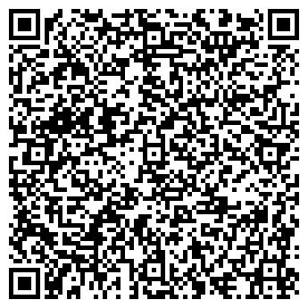 QR-код с контактной информацией организации ЧП Настенька