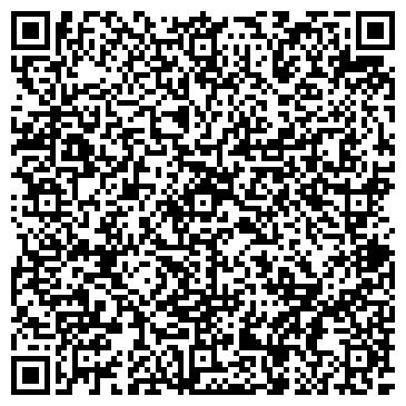 QR-код с контактной информацией организации Интернет-магазин EXCLUSIVE
