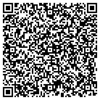QR-код с контактной информацией организации StitchDECOR