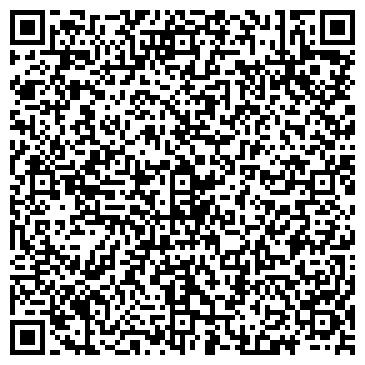 QR-код с контактной информацией организации Cалон штор