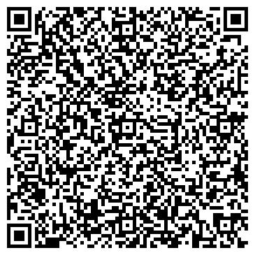 QR-код с контактной информацией организации Субъект предпринимательской деятельности Дизайн-студия «ЭЛЬТЕР»