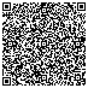 QR-код с контактной информацией организации Студия текстильного дизайна «Шедевры»