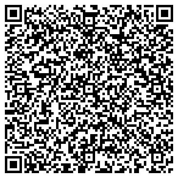 QR-код с контактной информацией организации Салон штор «Brillant»