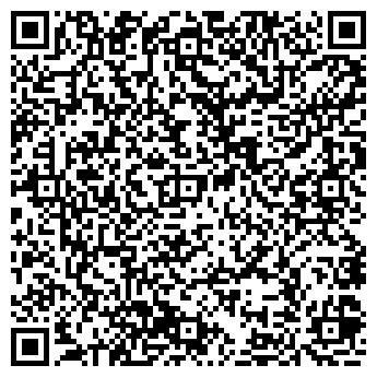 QR-код с контактной информацией организации VKO КЛУБ СОКОЛ