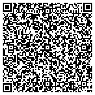 """QR-код с контактной информацией организации Студия дизайна """"ЦВЕТНЫЕ ОБЛАКА"""""""