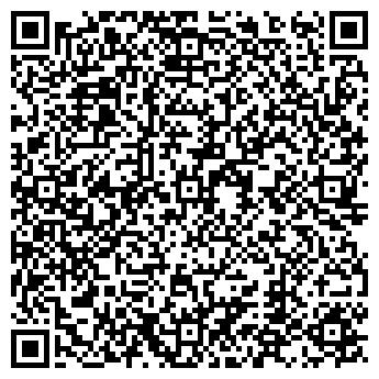 QR-код с контактной информацией организации tianDe-mir