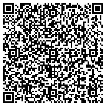QR-код с контактной информацией организации МАГАЗИН ТУРОВ