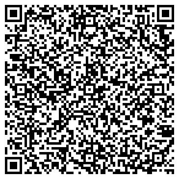 QR-код с контактной информацией организации Вышивальная студия