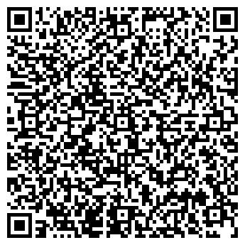 QR-код с контактной информацией организации ABNS-Раш