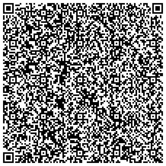 """QR-код с контактной информацией организации Объединение Благотворительный общественный фонд """"Үнсіз әлем"""" /""""Безмолвный мир""""/по поддержке инвалидов по слуху"""