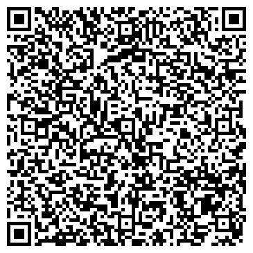QR-код с контактной информацией организации Трикотажное ателье «Лора»
