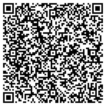 QR-код с контактной информацией организации Студия вышивки