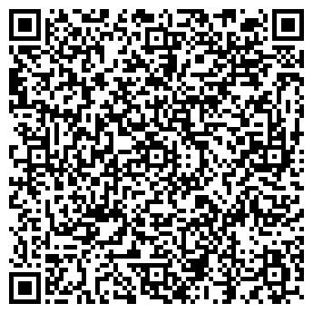 QR-код с контактной информацией организации Merien Photography