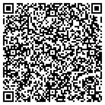 QR-код с контактной информацией организации Компания «Модный BAZAR»