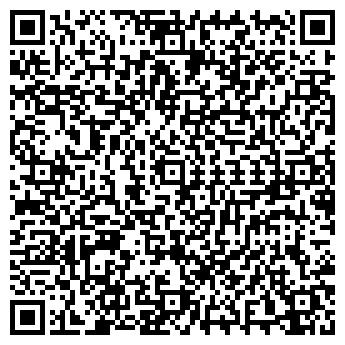 QR-код с контактной информацией организации EUROSPAR