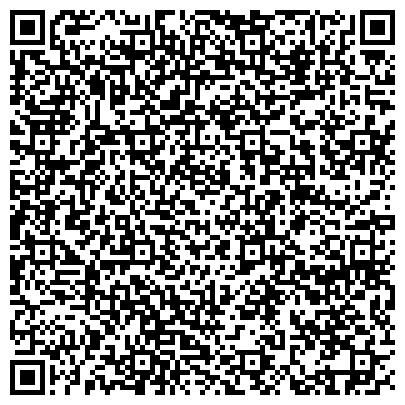 QR-код с контактной информацией организации Субъект предпринимательской деятельности Дизайн-студия вышивки AndruKon