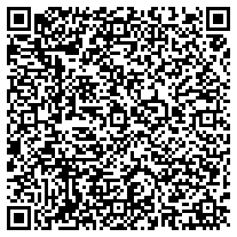QR-код с контактной информацией организации handmade