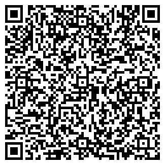 QR-код с контактной информацией организации moda+