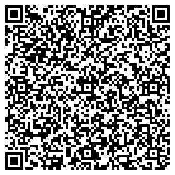 QR-код с контактной информацией организации ПЧУП «МИДУЭЙ»
