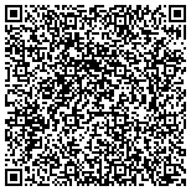 QR-код с контактной информацией организации Северное сияние, специализированное ателье по пошиву и ремонту меховых и кожаных изделий, СПД