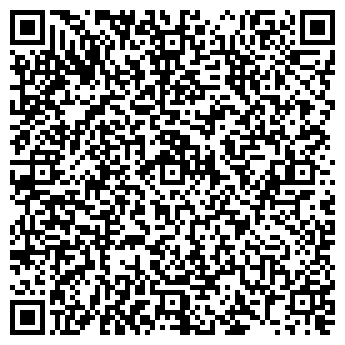 QR-код с контактной информацией организации Астана-финанс
