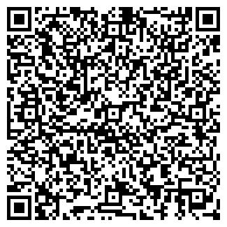 QR-код с контактной информацией организации ЧУП «ИНСТ»