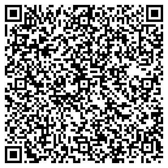 QR-код с контактной информацией организации Субъект предпринимательской деятельности ЧП Пискунова