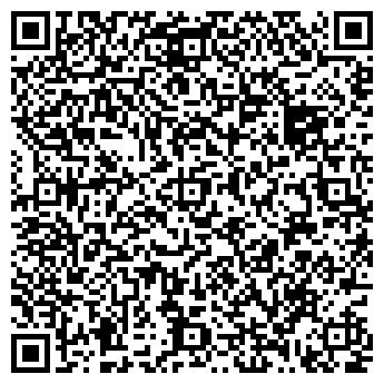 QR-код с контактной информацией организации БТИ Сервис
