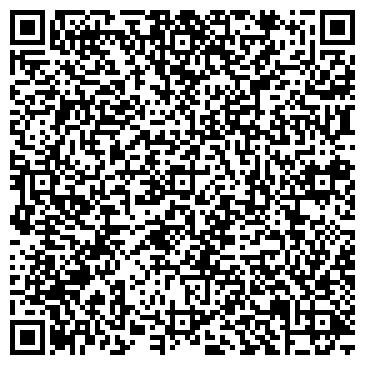 QR-код с контактной информацией организации Учебный центр им. Н. Кручининой