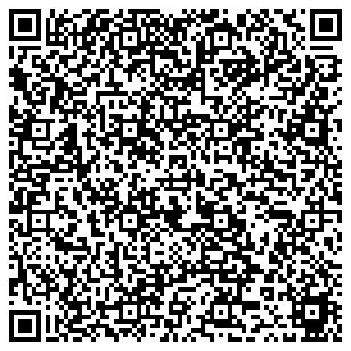 QR-код с контактной информацией организации АЛЬБА, центр тренинговых технологий