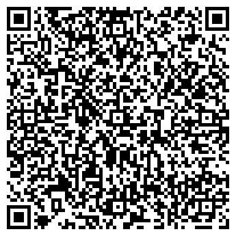QR-код с контактной информацией организации ООО «ИнвестЗайм»