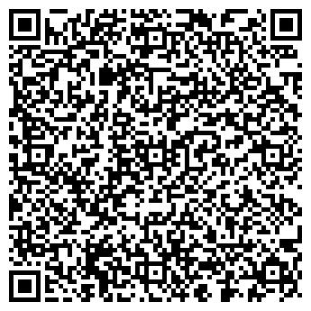 QR-код с контактной информацией организации НЧПФ «САС»