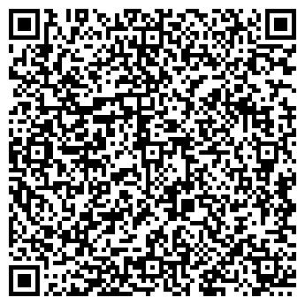 QR-код с контактной информацией организации Минский клуб спрей-арта