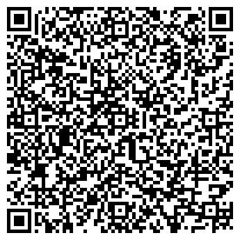 QR-код с контактной информацией организации ЗЕРКАЛА в интерьере