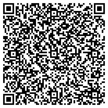 QR-код с контактной информацией организации Design&Decor