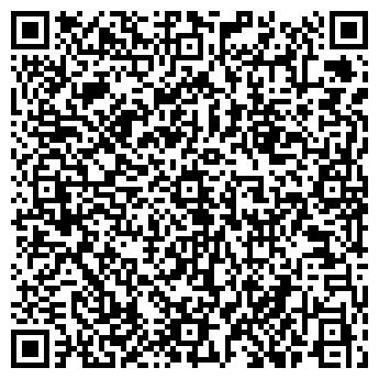 QR-код с контактной информацией организации ЧУП «Большие гонки»