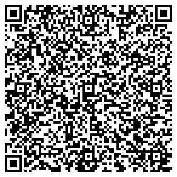 QR-код с контактной информацией организации ART BROTHERS creative group
