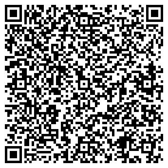 QR-код с контактной информацией организации Unusual Masters