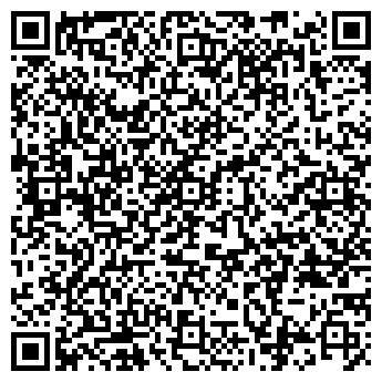 QR-код с контактной информацией организации Дизайн-студия «БАХ»