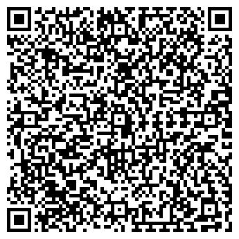 QR-код с контактной информацией организации ИП Картер