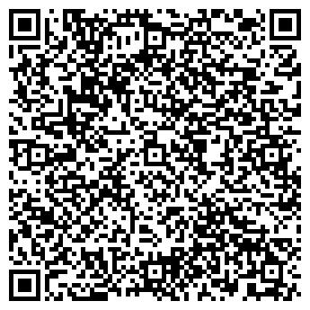 QR-код с контактной информацией организации Anar design