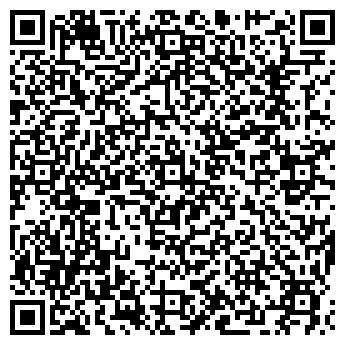 QR-код с контактной информацией организации Дизайн-студия МФ