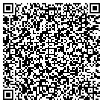 QR-код с контактной информацией организации ИП Жанузаков К.М.