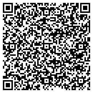 QR-код с контактной информацией организации RM Advertising
